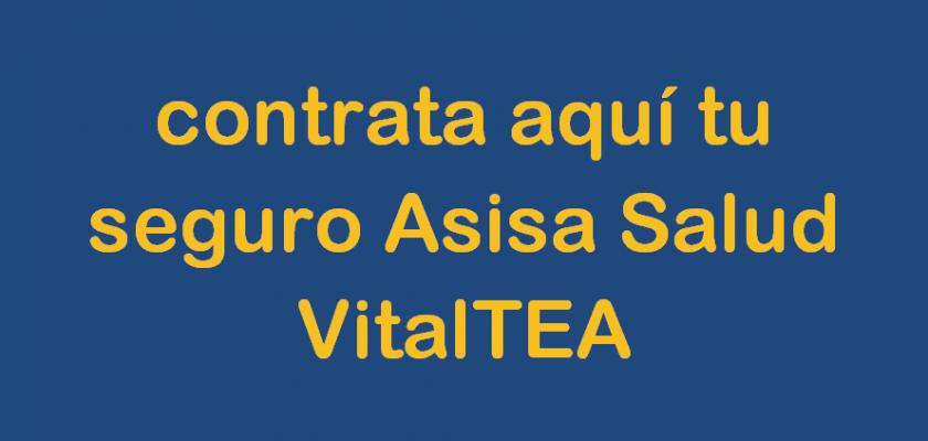 contrata aquí tu seguro Asisa Salud VitalTEA - Asisa VitalTEA